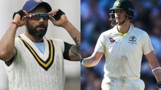 ICC Test Rankings: Virat Kohli Pushed to Third Spot by Steve Smith, Cheteshwar Pujara Moves up to 8th