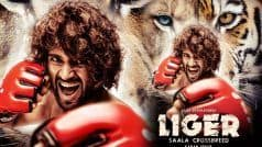 Liger First Look: विजय देवरकोंडा की फिल्म 'Liger' का फर्स्ट लुक रिलीज, अनन्या पांडे भी आएंगी नजर