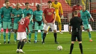 Manchester United Beat Liverpool 3-2 to Enter FA Cup Fifth Round