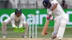 गाबा टेस्ट: तीसरे दिन पुजारा-रहाणे आउट; लंच तक भारतीय टीम का स्कोर 161/4