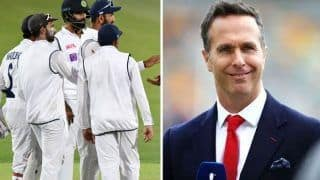 Michael Vaughan Trolls Himself After Rishabh Pant Helps India Beat Australia in Historic Gabba Test