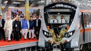 PM Modi Performs Bhoomi Pujan of Ahmedabad, Surat Metro Rail Projects | All You Need to Know