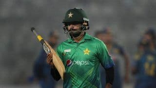 Pakistan Announce T20I Squad For South Africa Series; Hafeez, Zaman And Riaz Dropped