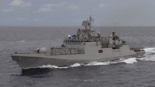 Navy Sailor Found Dead Due To Bullet Injury In INS Betwa cabin