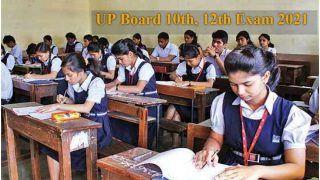 UP Board 10th, 12th Exam 2021 Date: हाई स्कूल, इंटरमीडिएट परीक्षा के लिए आवेदन करने के बचे हैं चंद दिन, जानें एग्जाम से संबंधित पूरी डिटेल