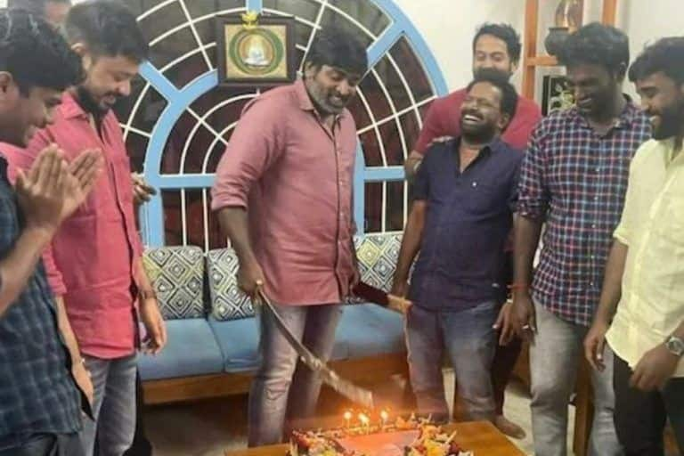 Vijay Sethupathi Controversy: Chennai Police Likely To Register Criminal Case For Cutting Cake With Sword