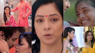 TRP Report Week 3: Anupamaa, Imlie, Kundali Bhagya Maintain Top 3 Spots, Kumkum Bhagya Back in Top 5