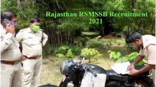 Rajasthan RSMSSB Recruitment 2021: आज RSMSSB फॉरेस्टर, फॉरेस्ट गार्ड के लिए आवेदन करने की आज अंतिम डेट, इस Direct Link से करें अप्लाई