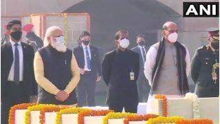 आज ही के दिन महात्मा गांधी की गोली मारकर की गई थी हत्या, पीएम मोदी ने कहा- महान बापू लाखों लोगों केआदर्श