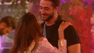 Bigg Boss 14: Jasmin Bhasin-Aly Goni Share Romantic Dance, She Says 'Mere Gharwalon Ko Mana Lena'