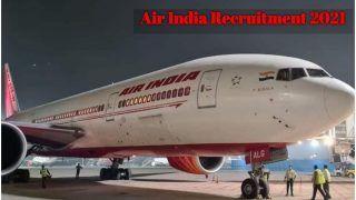 Air India Recruitment 2021: एयर इंडिया में इन विभिन्न पदों पर आवेदन करने की कल है अंतिम डेट, इस Direct Link से करें अप्लाई