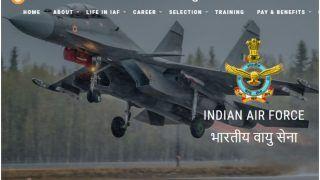 IAF AFCAT Recruitment 2021: भारतीय वायु सेना में ऑफिसर बनने का सुनहरा अवसर, AFCAT 2021 के लिए आवेदन करने के बचे हैं कुछ दिन, इस Direct Link से करें अप्लाई
