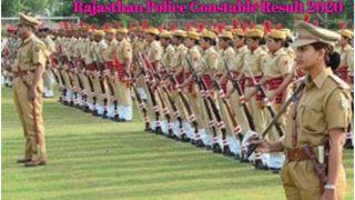 Rajasthan Police Constable Result 2020 Date: राजस्थान पुलिस कांस्टेबल भर्ती परीक्षा का रिवाइज्ड Answer Key जारी, इस महीने रिजल्ट जारी होने की है संभावना