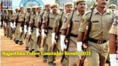 Rajasthan Police Constable Result 2021 Date: राजस्थान पुलिस कांस्टेबल भर्ती परीक्षा के रिजल्ट पर लगा ग्रहण, इसको लेकर ये है लेटेस्ट अपडेट