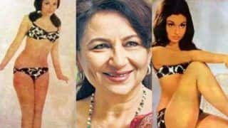Sharmila Tagore Recalls Her Popular Bikini Photoshoot For Magazine, Says 'People Don't Let Me Forget'