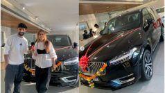 'नागिन' एक्ट्रेस निया शर्मा ने खरीदी इतनी महंगी कार, कीमत सुनकर उड़ जाएंगे होश....Video Viral
