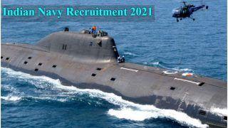 Indian Navy Recruitment 2021: 10वीं पास के लिए भारतीय नौसेना में इन पदों पर निकली बंपर वैकेंसी, इस Direct Link से जल्द करें आवेदन