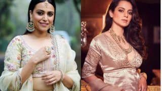 Kangana Ranaut Shames Swara Bhasker With a 'Crass' Meme, She Replies With a 'Classy' Tweet