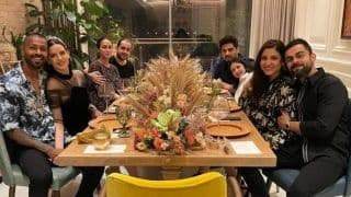 Virat Kohli And Anushka Sharma Ring in The New Year With Hardik Pandya and Natasa Stankovic