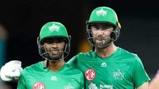 HUR vs STA Dream11 Team Prediction KFC Big Bash League – T20 Match 23: Captain, Fantasy Playing Tips, Probable XIs For Today's Hobart Hurricanes vs Melbourne Stars T20 at Blundstone Arena 11:35 AM IST January 2 Saturday