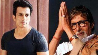 सोनू सूद की नई फिल्म 'किसान' का ऐलान, अमिताभ बच्चन ने ट्वीट कर दी बधाई