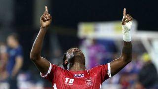 ISL 2020/21: Diego Mauricio Scores Brace as Odisha FC Beat Kerala Blasters For First Win of Season