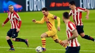 Lionel Messi Started 2021 Very Strongly With Great Performances: Rivaldo