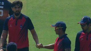 Syed Mushtaq Ali Trophy: Ishant Sharma Shines as Delhi Beat Andhra Pradesh to Register Second Straight Win of Season