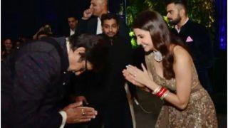 Virat-Anushka के घर आई नन्ही परी तो Amitabh Bachchan ने क्रिकेट टीम से निकाला गजब का कनेक्शन, देखें Tweet