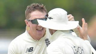 SL vs ENG 1st Test: Dom Bess Claims Five-Wicket Haul as England Dominate Day 1