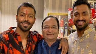 Virat Kohli, Sachin Tendulkar Pay Condolences to Hardik And Krunal Pandya After Father's Demise Due to Cardiac Arrest