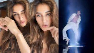 दिशा पाटनी ने 'रूमर्ड ब्वॉयफ्रेंड' टाइगर श्रॉफके गाने पर लगाए ठुमके, यूजरने कहा- 'कैसानोवा गर्ल'- See Viral Video