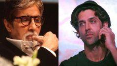 अमिताभ बच्चन ने इस फिल्म के सेट से शेयर की पुरानी तस्वीर, नन्हे ऋतिक रोशन भी आए नज़र- Photo Viral