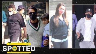अक्षय कुमारसे लेकर सैफ अली खान तक, इन बॉलीवुड सितारों को किया गया इस हालत में स्पॉट- Video