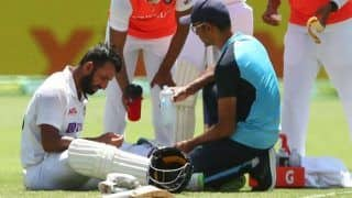 Cheteshwar Pujara Reveals Why he Decided to Let the Ball Hit His Body in Brisbane