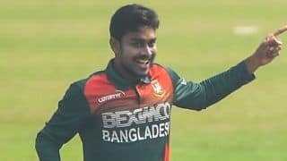 Highlights, BAN vs WI 2nd ODI: Mehidy Hasan Shines as Bangladesh Beat West Indies by 7 Wickets to Take Unassailable 2-0 Lead