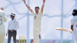 SL vs ENG 2nd Test: Joe Root Rescues England After James Anderson Claims Five-Wicket Haul to Restrict Sri Lanka For 381