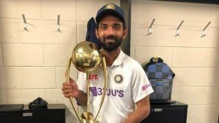 Ajinkya Rahane Claims Winning Series is Priority For Him Rather Than Own Achievements