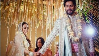 Varun Dhawan-Natasha Dalal Wedding: Actor Thanks Fans For Blessing Them With Good Wishes, Netizens Send Love