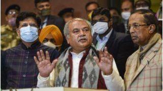 कब खत्म होगा किसानों का आंदोलन? कृषि मंत्री नरेंद्र सिंह तोमर ने दिया यह जवाब...