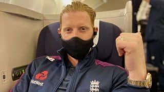 IND vs ENG 2021: Ben Stokes Reaches India For Test Series, Shares Glimpses of Quarantine in Chennai