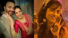 क्या सुशांत को भूलकरअंकिता लोखंडे ने रचाई विक्कीके नाम की मेहंदी? बनने वाली हैं दुल्हन? Photos Viral