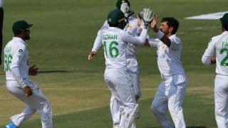 Highlights PAK vs SA 1st Test: Yasir Shah Brings Pakistan Back in Game After South Africa Take Lead on Day 3
