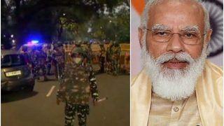 Israel Embassy Blast in Delhi: जहां धमाका हुआ, वहां से कुछ ही दूरी पर थे PM मोदी, पुलिस ने कहा- दहशत...