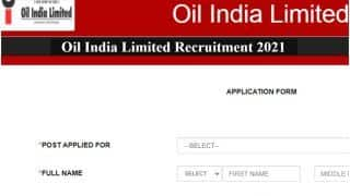 Oil India Recruitment 2021: Apply Today For 119 Assistant Mechanic, Other Posts | DIRECT LINK Here