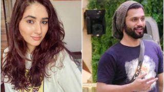 Rahul Vaidya's Girlfriend Disha Parmar to Enter Bigg Boss 14 House as His Connection?