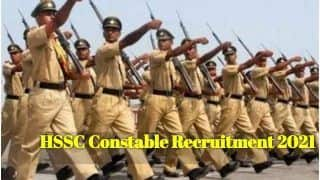 HSSC Constable Recruitment 2021: हरियाणा SSC कल से 7289 कांस्टेबल के पदों पर शुरू करेगा आवेदन प्रोसेस, इस डायरेक्ट लिंक के जरिए करें अप्लाई