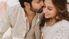 Varun Dhawan Natasha dalal NewlyWeds Couple: Varun Dhawan का शादी के बाद पहला ट्वीट, कहा- शुक्रिया