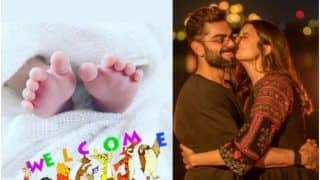 Anushka Sharma, Virat Kohli's First Baby Picture is Just 'Random Photo' And Not Their Daughter's, Clarifies Vikas Kohli