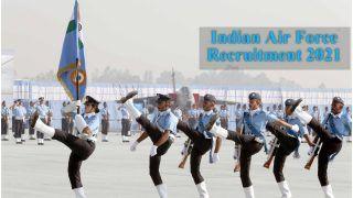 Indian Air Force Recruitment 2021: भारतीय वायु सेना में अधिकारी के पदों पर आवेदन करने की आज है अंतिम तिथि, जल्द करें अप्लाई